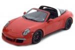 PORSCHE 911 (991) GTS Targa 2014 - GT Spirit Escala 1:18 (GT718)