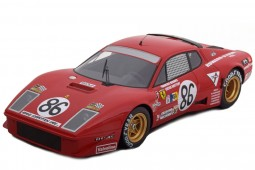 FERRARI 365 GT4 BB 24h Le Mans 1978 Migault / Guitteny - Tecnomodel Scale 1:18 (TM1836D)