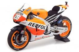 HONDA RC213V Repsol MotoGP 2013 Dani Pedrosa - Minichamps Escala 1:12 (122131126)