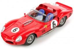 FERRARI 330 TRI Ganador 24h Le Mans 1962 Gendebien / Hill - Looksmart Escala 1:18 (LS18LM05)