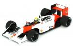 McLaren MP4/4 Campeón del Mundo F1 1988 A.Senna - Minichamps Escala 1:43 (540884312)