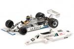 WILLIAMS Ford FW07 GP F1 Gran Bretaña 1980 D.Wilson - Minichamps Escala 1:43 (400800043)