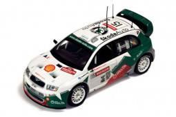 SKODA FABIA WRC - nº15 Rally Gran Bretaña 2003 - T. Gardemeister / P. Lukander