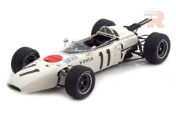 HONDA RA 272 Winner GP F1 Mexico 1965 R.Ginther - Autoart Scale 1:18 (86597)