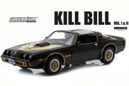 "PONTIAC Firebird Trans Am ""Kill Bill Vol. I & II"" 1979 - Greenlight Scale 1:18 (12951)"