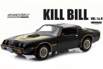 "PONTIAC Firebird Trans Am ""Kill Bill Vol. I & II"" 1979 - Greenlight Escala 1:18 (12951)"