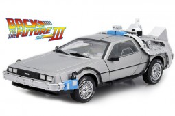 "DeLorean DMC12 ""Back to the Future III 1990 Mr. Fusion"" - Hot Wheels Scale 1:18 (CMC98)"