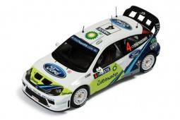 FORD FOCUS WRC - nº4 Rally Finlandia 2005 - M. Hirvonen / J. Lehtinen
