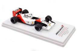 McLaren MP4-6  Campeón del Mundo Formula 1 GP Japón 1991 A.Senna - True Scale Escala 1:43 (TSM144334)