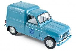 Renault 4 Fourgonnette 1965 - Norev Scale 1:18 (185197)