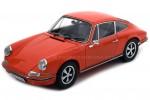 PORSCHE 911 S 2.4 Coupe 1973 - Schuco Escala 1:18 (450035300)