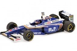 WILLIAMS Renault FW19 Campeón del Mundo F1 1997 J.Villeneuve - Minichamps Escala 1:43 (436970003)