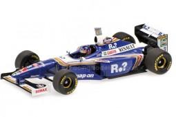 WILLIAMS Renault FW19 F1 World Champion 1997 J.Villeneuve - Minichamps Scale 1:43 (436970003)