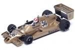 ARROWS A1 n°36 GP Formula 1 USA 1978 R. Stommelen - Spark Escala 1:43 (S3905)