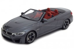 BMW M4 F83 Cabriolet 2015 - GT Spirit Escala 1:18 (GT081)