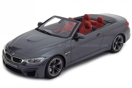 BMW M4 F83 Cabriolet 2015 - GT Spirit Scale 1:18 (GT081)