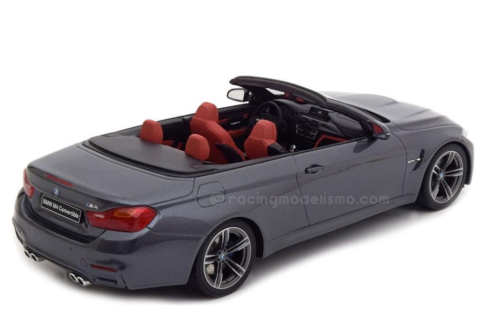 BMW M4 F83 Cabriolet • NEU • GT Spirit GT081 • 1:18
