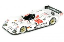 TWR PORSCHE WSC Ganador Le Mans 1997 Alboreto / Johansson / Kristensen - Spark Escala 1:43 (43LM97)