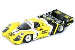 PORSCHE 956 Ganador Le Mans 1985 Ludwig / Barilla / Winter - Spark Escala 1:43 (43LM85)