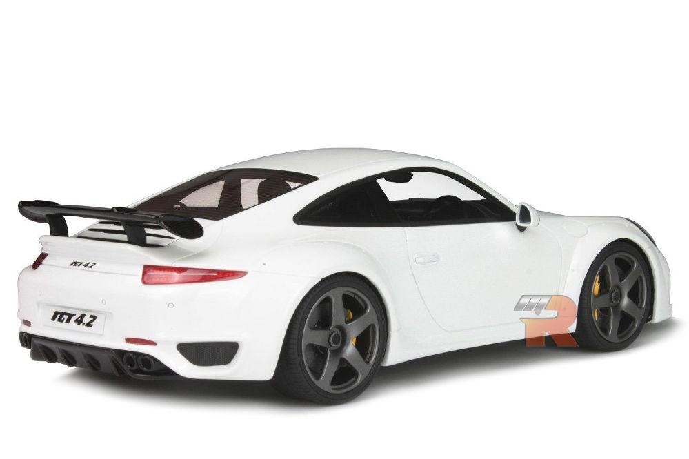 porsche ruf 911 991 rgt 2015 gt spirit scale 1 18 gt109 racing modelismo. Black Bedroom Furniture Sets. Home Design Ideas