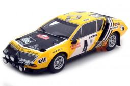 ALPINE A310 1600 Group 4 Rally Monte Carlo 1976 Nicolas / Laverne - OttoMobile Scale 1:18 (OT201)