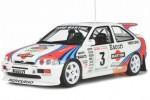 FORD Escort RS Cosworth Group A Rally 1000 Miglia 1995 - Otto Mobile Escala 1:18 (OT204