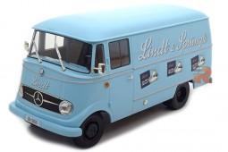 """MERCEDES-Benz L319 """"Lindt & Sprüngli"""" 1957 - Norev Escala 1:18 (183418)"""