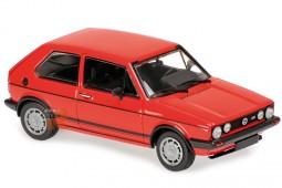 VOLKSWAGEN Golf 1 GTi 1983 - Maxichamps Escala 1:43 (940055170)