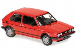 VOLKSWAGEN Golf 1 GTi 1983 - Maxichamps Scale 1:43 (940055170)