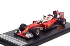 FERRARI SF16-H GP Formula 1 Australia 2016 S. Vettel - LookSmart Escala 1:43 (LSF104)