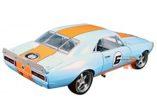 CHEVROLET Camaro Street Fighter Gulf 1967 - GMP Escala 1:18 (18814)