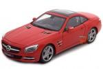 MERCEDES-Benz SL 500 Hardtop 2012 - Escala 1:18 (18046HR)