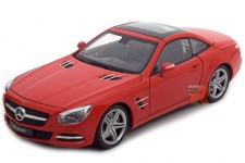MERCEDES-Benz SL 500 Hardtop 2012 - Escala 1:18 (18046HR)
