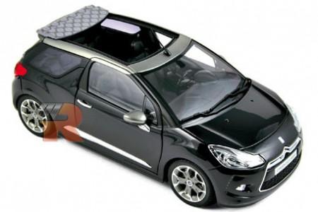 CITROEN DS3 Cabriolet 2012 - Norev Escala 1:18 (019115)