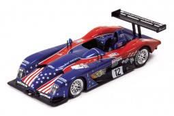 PANOZ LMP01 - nº12 Le Mans 2002 - G. Jeannette / D. Donohue / B. Auberlen