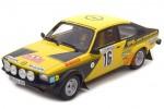 OPEL Kadett C GT/E Gr.4 Rally Monte Carlo 1976 Rohrl / Berger - OttoMobile Scale 1:18 (OT195)