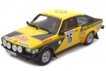 OPEL Kadett C GT/E Gr.4 Rally Monte Carlo 1976 W. Rohrl / J. Berger - OttoMobile Escala 1:18 (OT195)