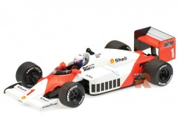 McLaren MP4-2C Campeon del Mundo F1 1986 A. Prost - Minichamps Escala 1:43 (436860001)