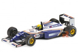 WILLIAMS Renault FW16 F1 1994 Ayrton Senna - Minichamps Escala 1:43 (540944302)