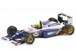 WILLIAMS Renault FW16 F1 1994 Ayrton Senna - Minichamps Escala 1:43 (540944302)