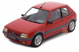 PEUGEOT 205 GTI 1.6 1988 - Norev Scale 1:18 (184853)