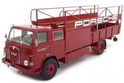 MAN 635 Transporte de Porsche - Schuco Escala 1:18 (450008100)