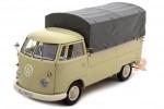 VOLKSWAGEN T1b Plataform Truck 1959 - Schuco Scale 1:18 (450037000)