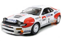 TOYOTA Celica Ganador RAC Rally 1992 C. Sainz / L. Moya - Top Marques Escala 1:18 (TOP34B)