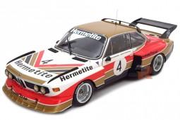 BMW 3.5 CSL Gr.5 Winner 6h Silverstone 1976 Fitzpatrick / Wakinshaw - Minichamps Scale 1:18 (180762004)