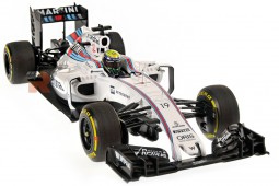 WILLIAMS Mercedes FW28 Formula 1 2016 F. Massa - Minichamps Escala 1:18 (117160019)
