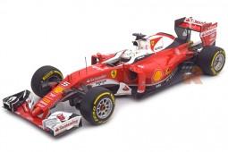 FERRARI SF-16H GP F1 Australia 2016 S. Vettel - BBR Escala 1:18 (BB181605)