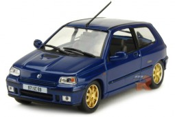 RENAULT Clio Williams 1996 - Norev Escala 1:43 (517521)