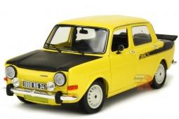 SIMCA 1000 Rallye 2 1976 - Norev Escala 1:18 (185708)