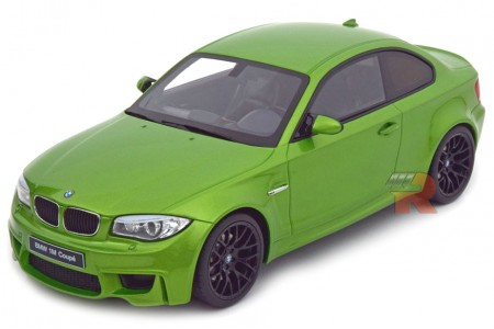 BMW M1 Coupe E82 2013 - GT Spirit Escala 1:18 (ZM036)